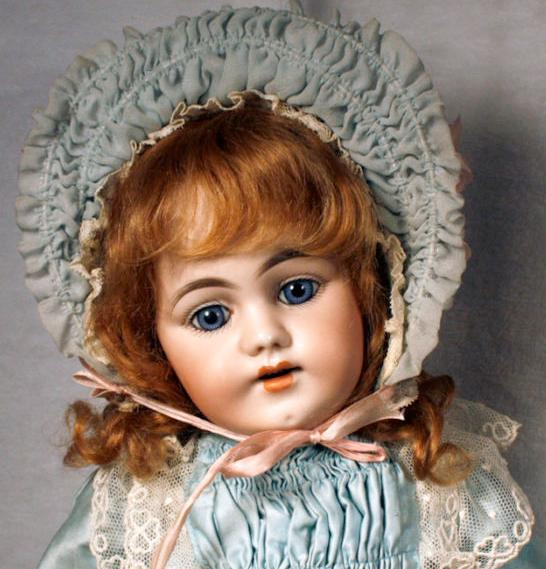 Antique-German-Dolls