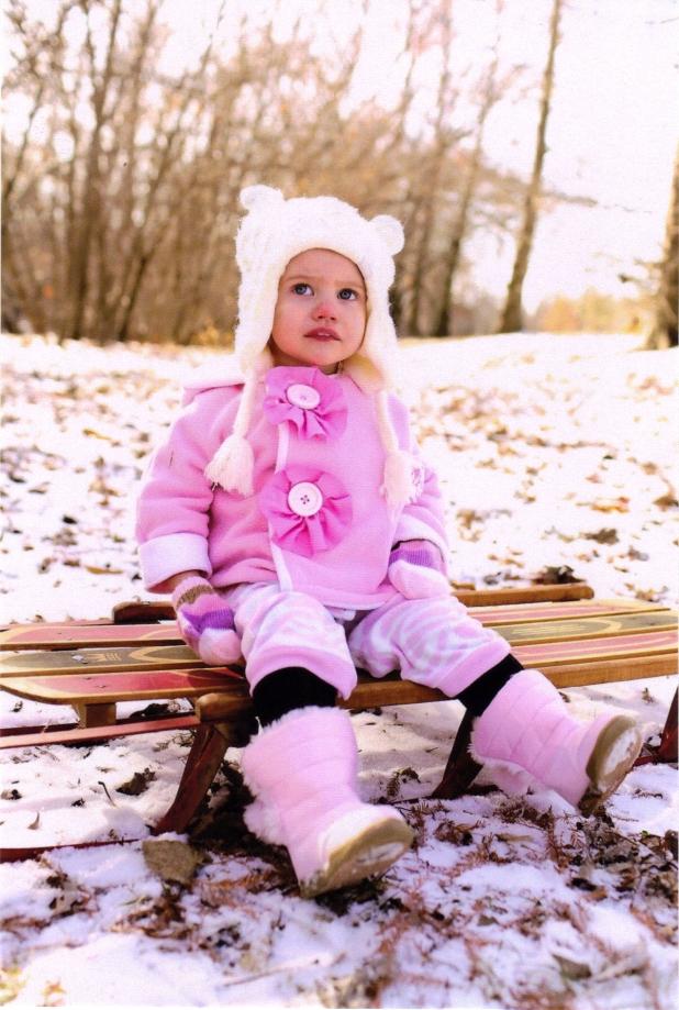 Gracie Snow Bunny