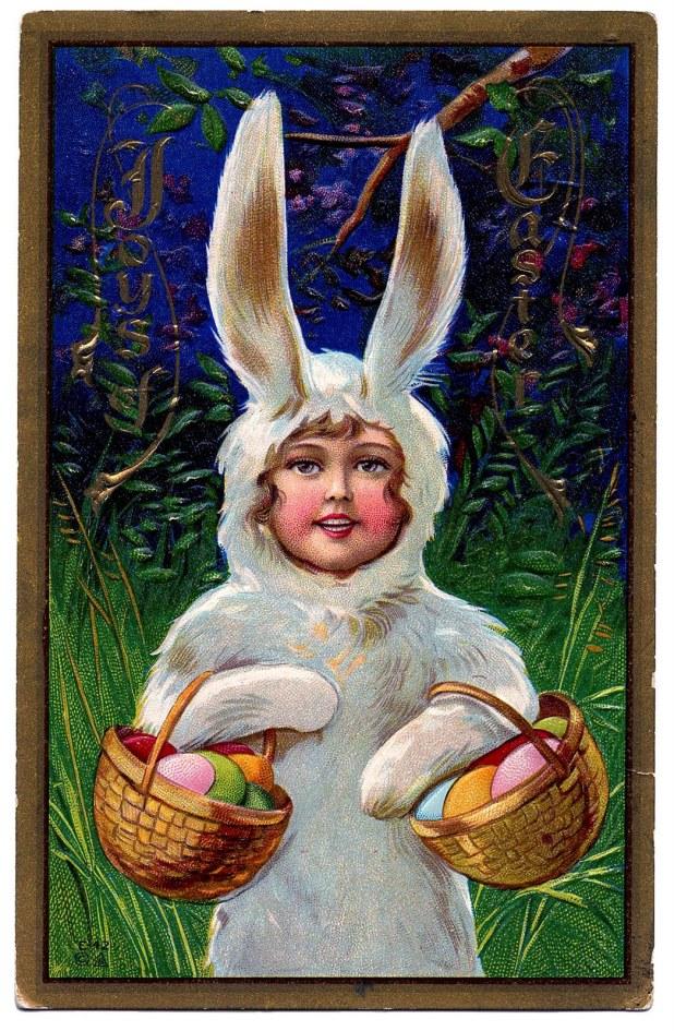 easter+bunny+printable+vintage+image--graphicsfairy007