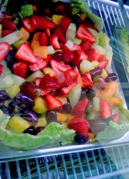 salad fruit