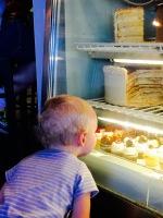 Hudson Bending to See Cupcakes