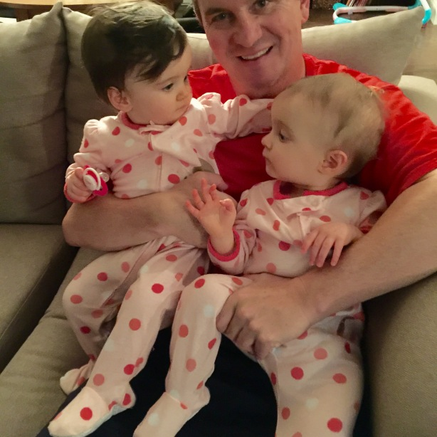 Carolina Gary with Babes