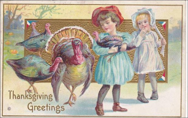 Thanksgiving Girls