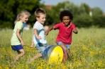 Children playin