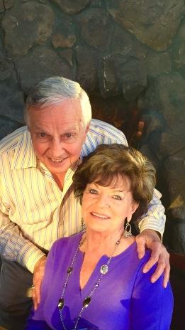 Dad & Eileen