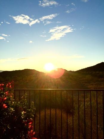 Sunrise Arizona