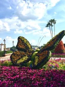 Disney Garden Butterfly