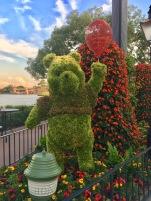 Disney Garden Pooh17